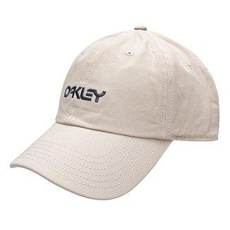 Boné Oakley Aba Curva Mod 6 Panel Washed Cotton Hat Masculino fa4904dfbde