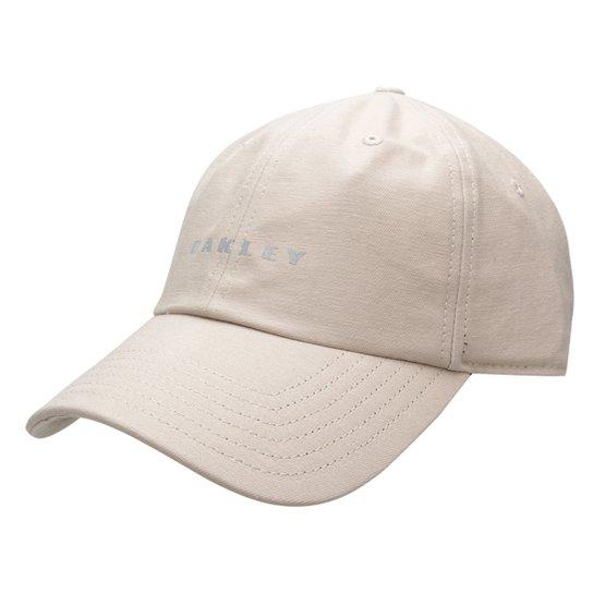 Boné Oakley Aba Curva Mod 6 Panel Reflective Hat Estampado - Cáqui ... 10e68709102