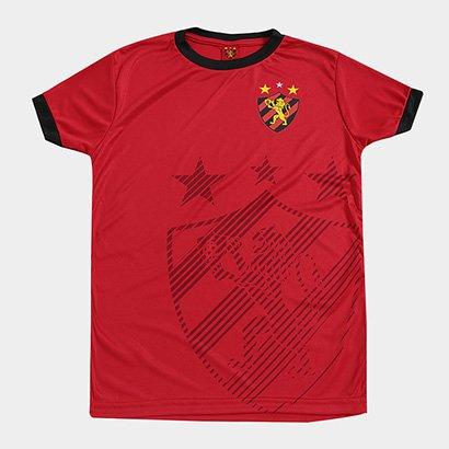 Camisa Infantil Sport Recife Shadow