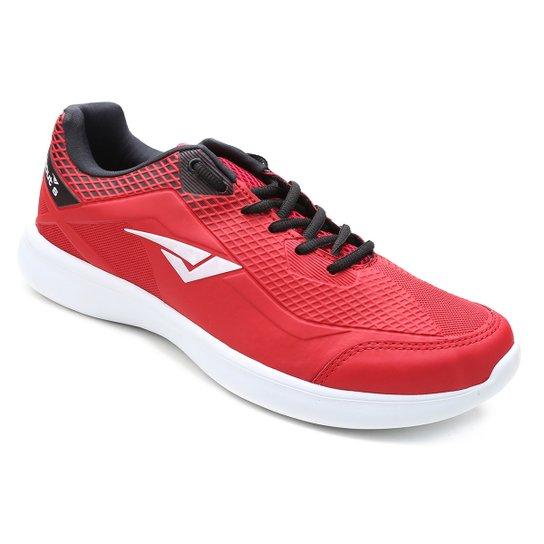 644d91f775 Tênis Bout s Style Masculino - Vermelho e Preto - Compre Agora ...