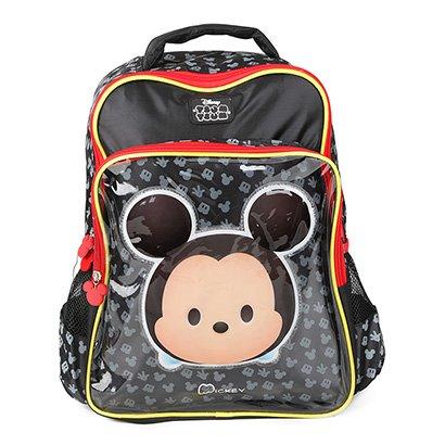 Mochila Infantil Luxcel Disney Mickey Tsum Tsum