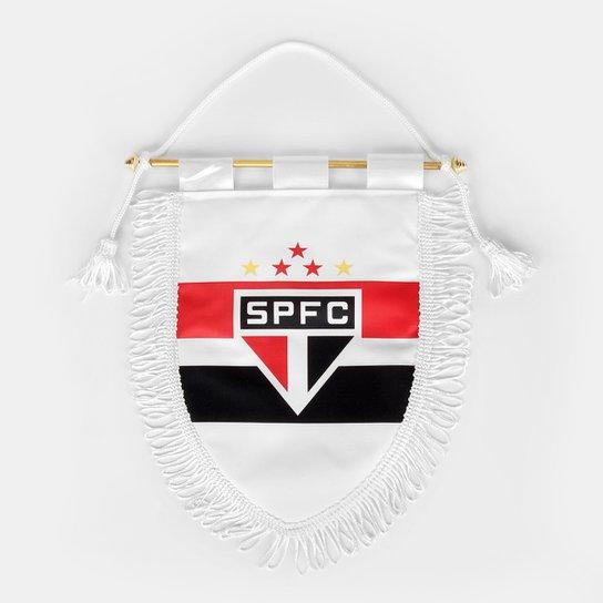 Flâmula Grande Oficial São Paulo - Vermelho+Preto 16f95209f7c29