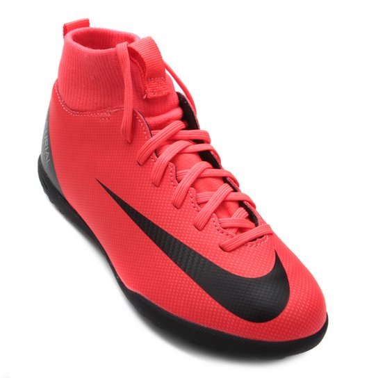 Chuteira Society Infantil Nike Superfly 6 Club CR7 TF - Compre Agora ... 8ae9afbcfdd84