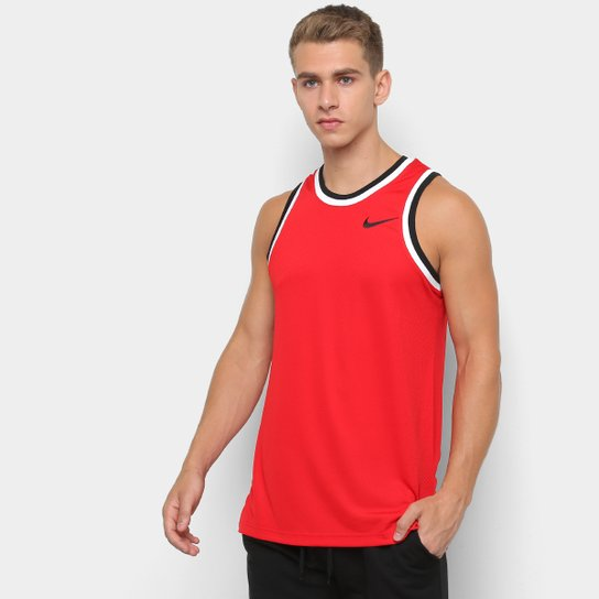 Regata Nike Dry Classic Jersey Masculina - Vermelho - Compre Agora ... 576b83cfd3b