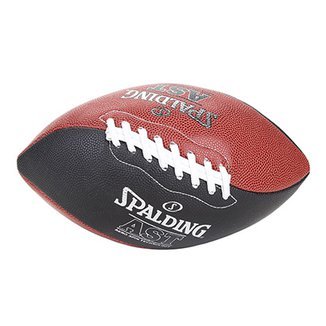 Bola Futebol Americano Spalding Spiral Oficial a16e4b4cfd17f