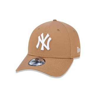 1c99e766fcfe1 Boné 940 New York Yankees MLB Aba Curva Snapback New Era