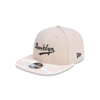Boné 950 Original Fit Brooklyn Dodgers MLB Aba Reta Snapback New Era 6f1a8227ebb10