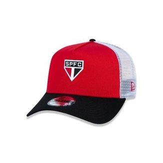8329b936332a3 New Era Masculino Vermelho - Futebol