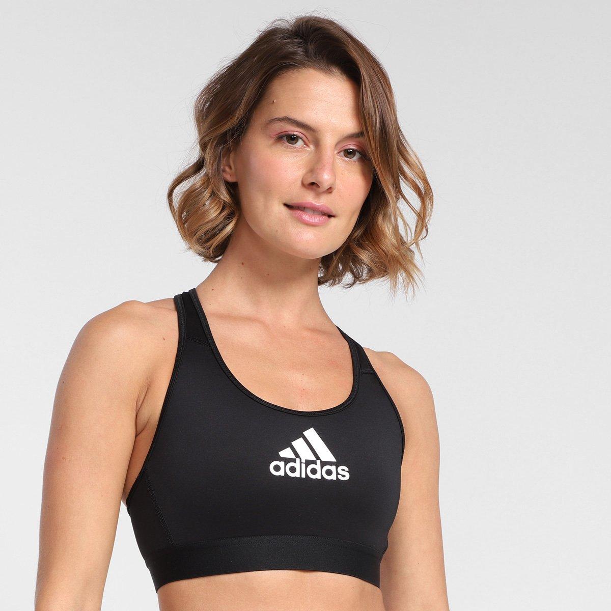 Top Adidas Don't Rest Alphaskin Média Sustentação Com Bojo