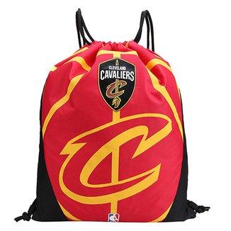 7d2edd71b Sacola NBA Cleveland Cavaliers DMW Gym Sack