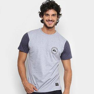 Camiseta Quiksilver Especial Chose Masculina 90f9f1359ba
