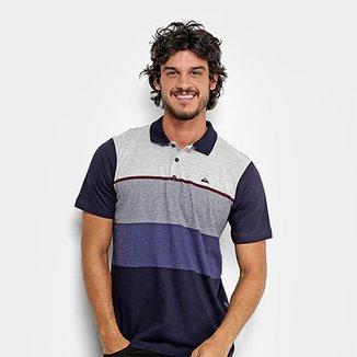 95132a92f364e Camisas Polo Quiksilver Masculinas   Netshoes