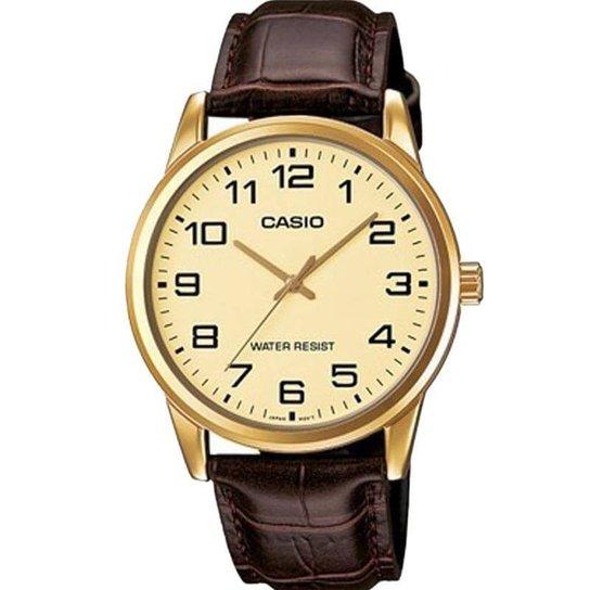 a1ecc1c3a4a Relógio Casio Mtp-V001Gl-9Budf - Compre Agora