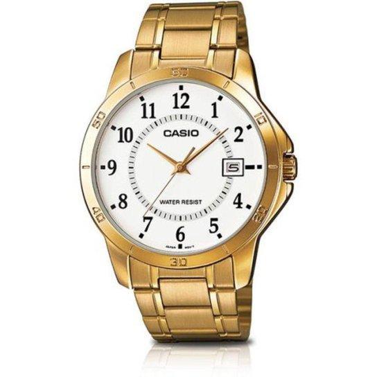 cd56885637e Relógio Casio - Dourado - Compre Agora