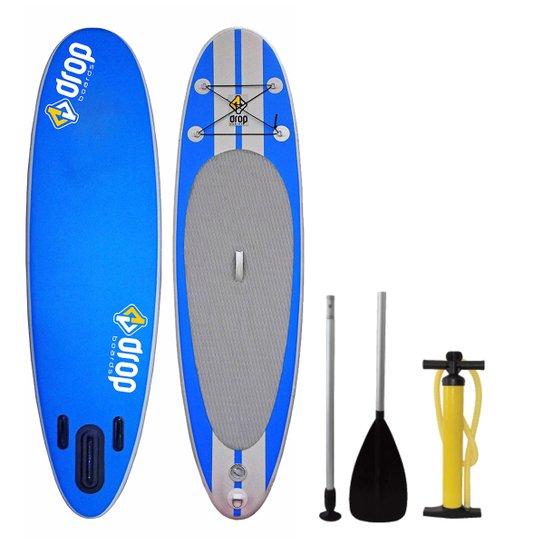 0aac1ca06 Prancha Stand Up Paddle DropBoards 11 pés - Compre Agora
