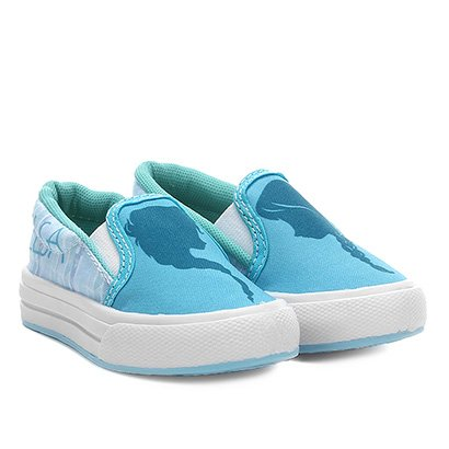 Slip On Infantil Disney Frozen