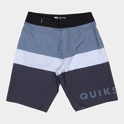 Bermuda Quiksilver Everyday Blocked Masculina