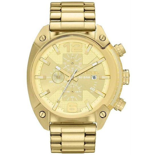 5b29809438b Relógio Diesel Cronógrafo Dz4299 4Dn - Compre Agora