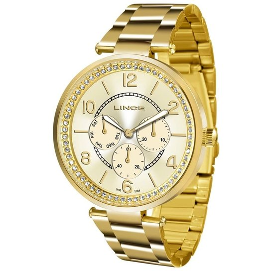 0a0dd7839a2 Relógio Lince Feminino Lmgj068L C2Kx - Compre Agora