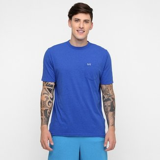 ede6ceb041 Camiseta Under Armour Tri-Blend Pocket Masculina