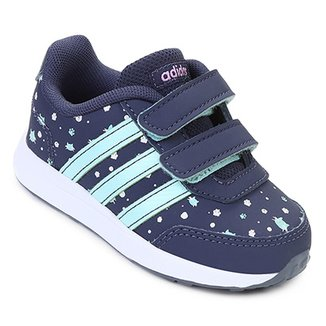 dd6fb5df4 Tênis Infantil Adidas Vs Switch 2 Cmf Feminino