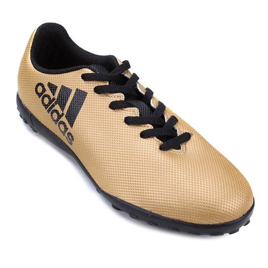 Chuteira Society Infantil Adidas X 17.4 TF Masculina - Compre Agora ... fd40202cdd876