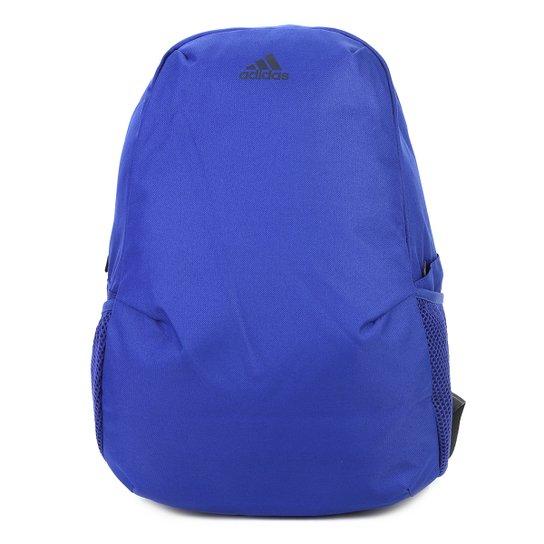 b1421487b Mochila Adidas Classic Core - Azul+Cinza