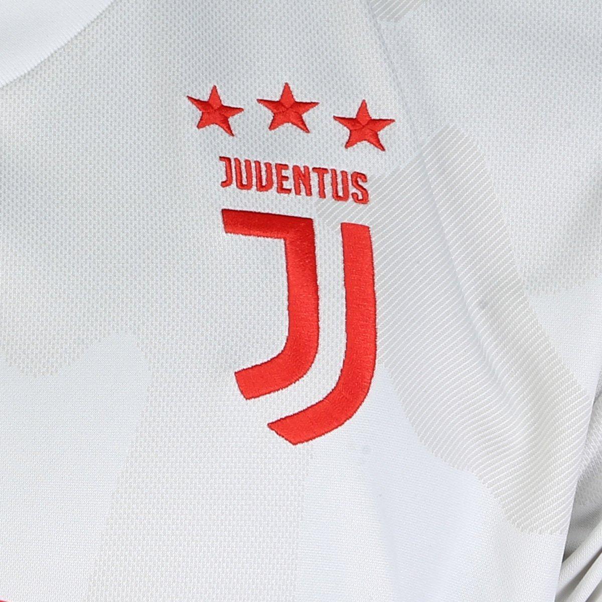 Camisa Juventus Away 19/20 s/nº Torcedor Adidas Masculina - Tam: M - 3