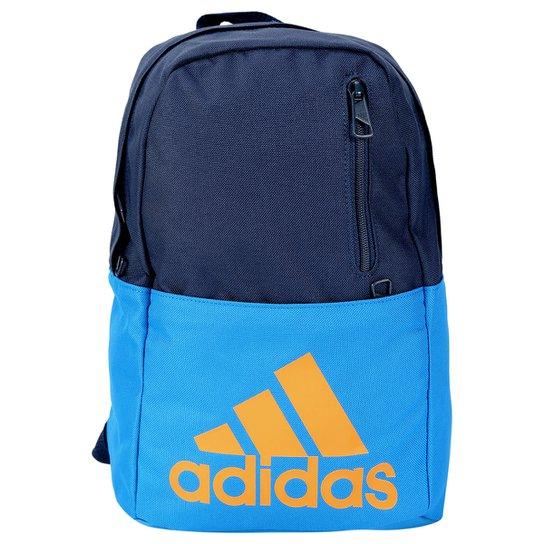 071f0c215 Mochila Adidas Versatile Infantil - Marinho+Azul