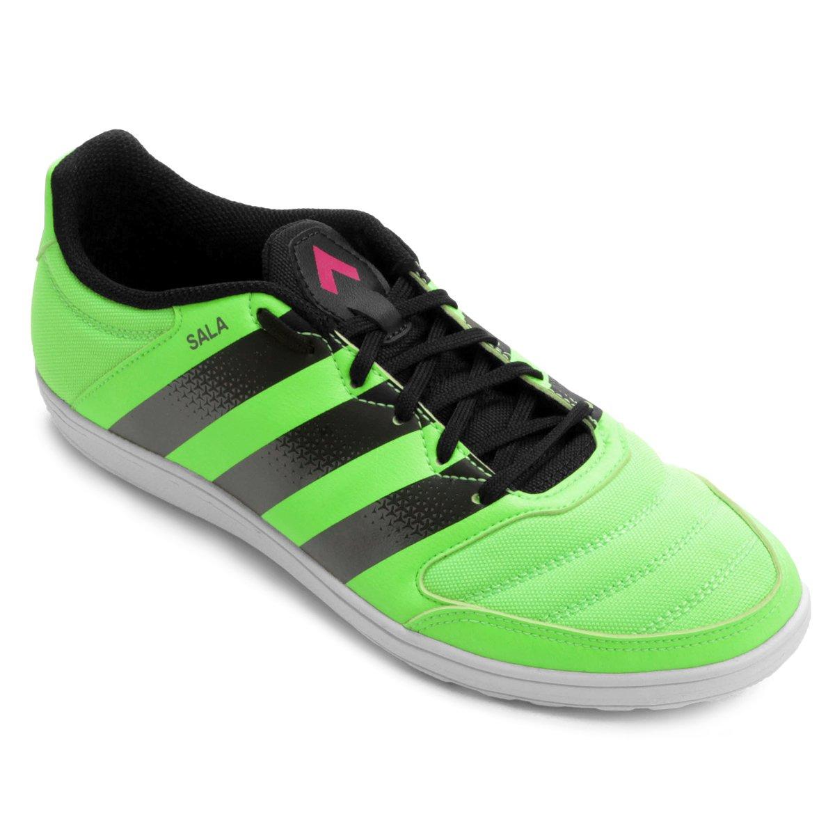 7e57cf4773 56%OFF Chuteira Futsal Adidas Ace 16.4 ST Masculina