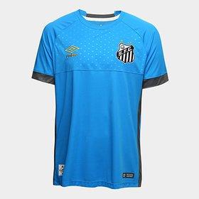 8f5d85cb75 Camisa Santos Goleiro III 2016 s nº - Torcedor Kappa Masculina ...