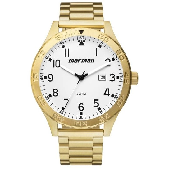 f41544ddc5f2a Relógio Mormaii Masculino MO2115AN 4C - Compre Agora   Netshoes