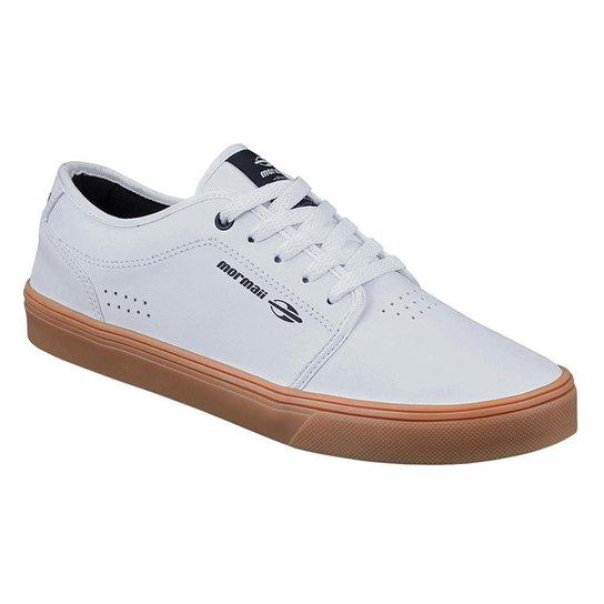 Tênis Ride Mormaii Masculino - Branco e Bege - Compre Agora   Netshoes f32829ada6