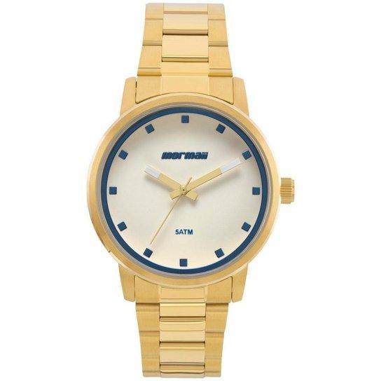 9216ee15a08 Relógio Mormaii Feminino Mauii- Mo2035ja 4a - Dourado - Compre Agora ...