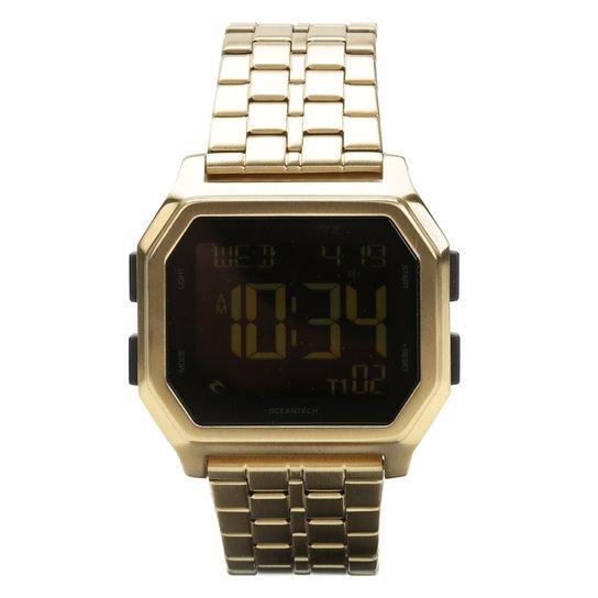 c0eb20afb22a3 Relógio Rip Curl Atom Digital Gold SSS - Compre Agora