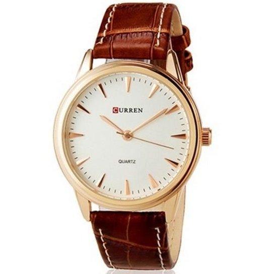 bd6db237507 Relógio Curren Analógico - Compre Agora