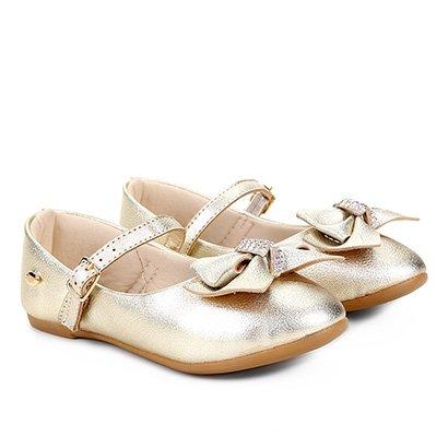 Sapato Infantil Klin Princesa Feminino