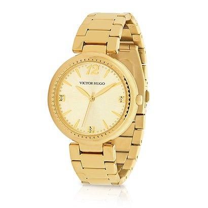 Relógio Victor Hugo Analógico 10154LSG/06M Feminino