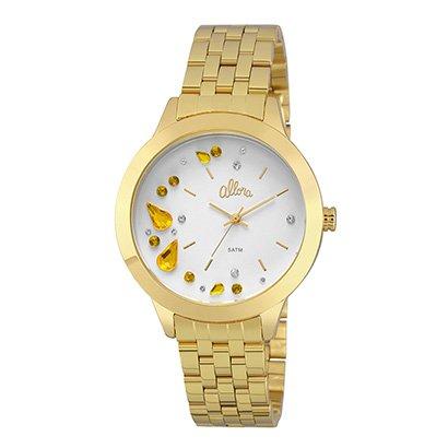 Relógio Allora Feminino AL2036FGNK4D