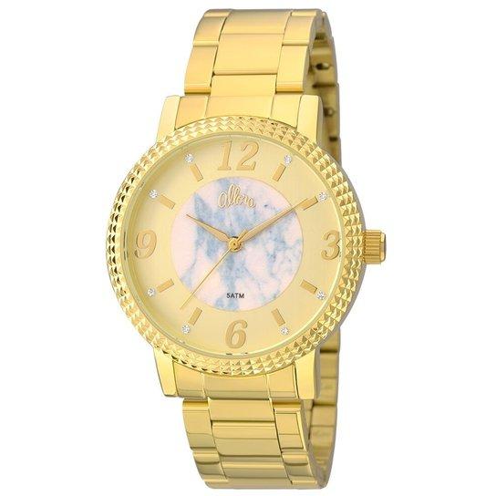 545062bbb7c91 Relógio Allora Feminino AL2035FKH K4A + Colar e Brincos - Compre ...