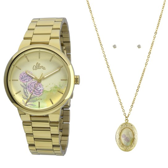 8a4ea909353 Relógio Allora Aquarela - Compre Agora