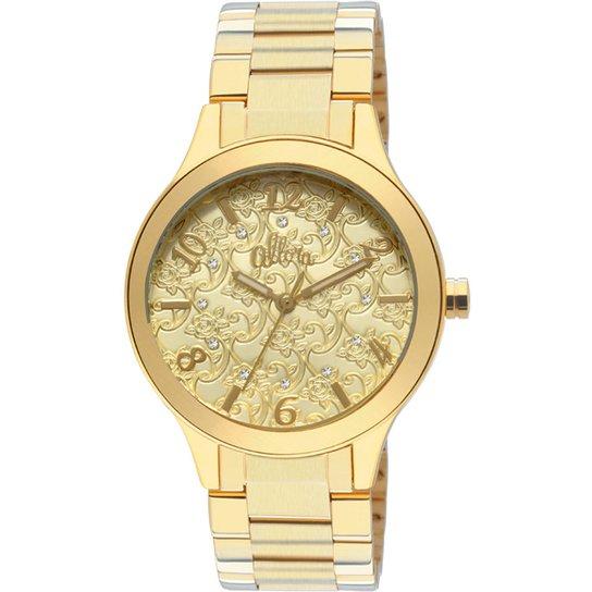 e6515a48e4cda Relógio Allora Feminino Vanessa - Compre Agora