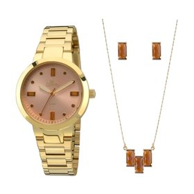 Relógio Allora Feminino Tramas Étnicas - Compre Agora   Netshoes b861d5ad14