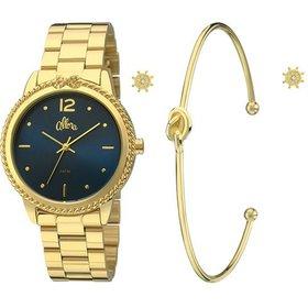 Kit Relógio Allora Feminino Tramas Étnicas · R  219,90 R  219,00 · ZATTINI 0327f44842