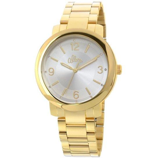 Relógio Feminino Allora Analógico - Compre Agora   Netshoes 796e05efb4