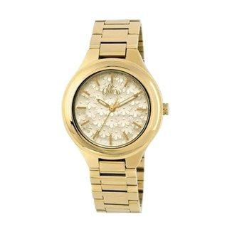 5b891215f11 Relógio Feminino Analógico Allora Al2036by 4D