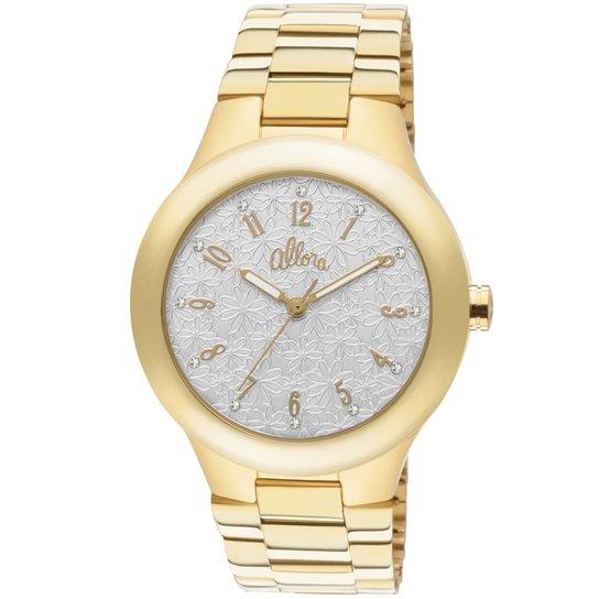 7a73779eea8ee Relógio Allora Feminino Sonia - Compre Agora