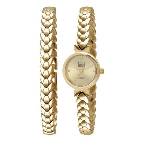 eb56812e118 Relógio Dumont Feminino Elements - Compre Agora