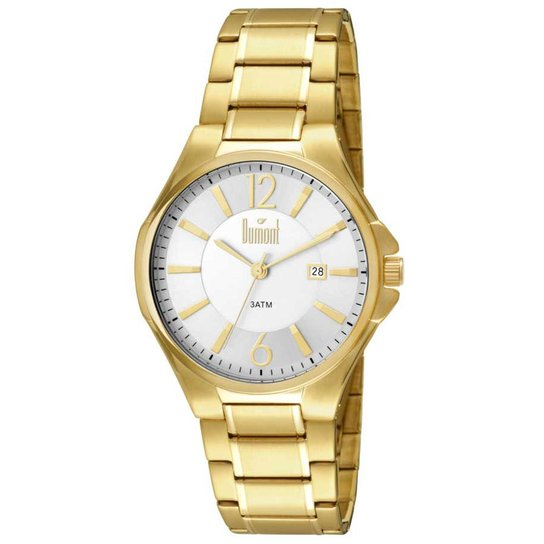 bd1dcb91848 Relógio Dumont Masculino Slim - Compre Agora