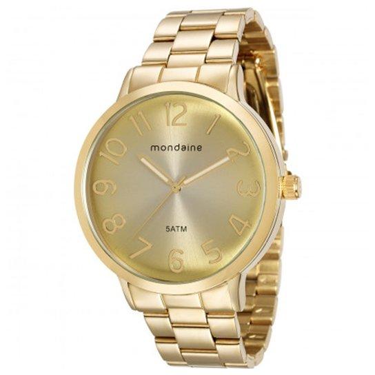 f99bdbf11c9 Relógio Feminino Mondaine Analógico 76574Lpmvde4 - Compre Agora ...
